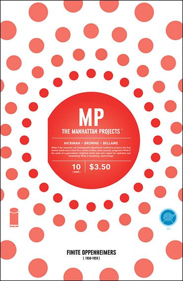 Manhattan Projects 10-A by Image