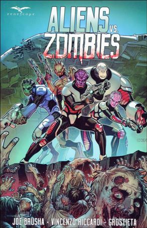 Aliens vs Zombies nn-A