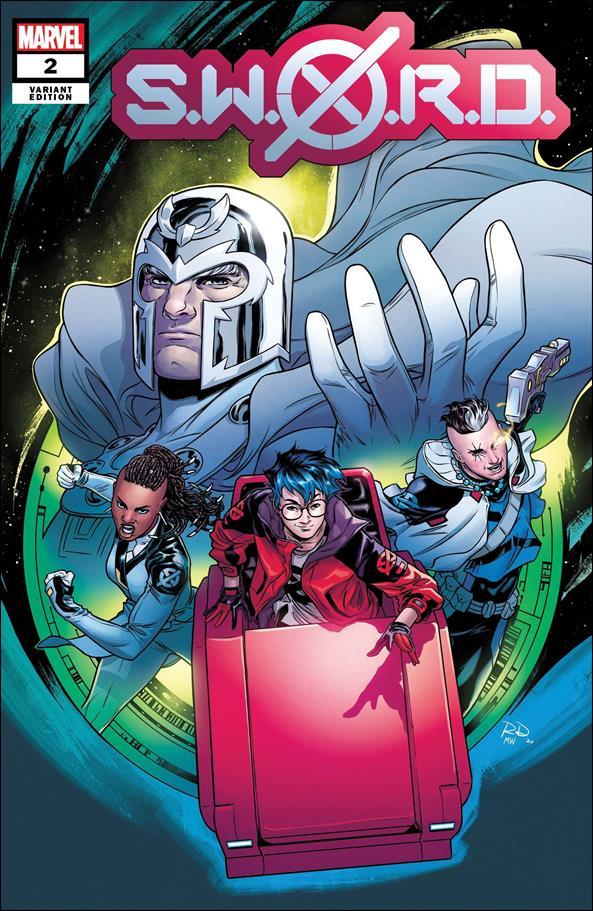 S.W.O.R.D. (2021) 2-B by Marvel