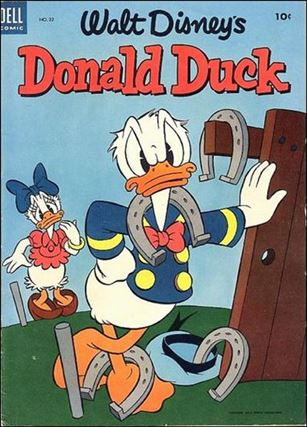 Walt Disney's Donald Duck (1952) 32-A