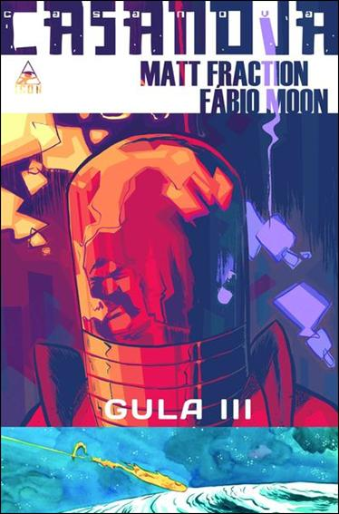 Casanova: Gula 3-A by Icon