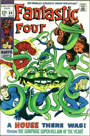 Fantastic Four (1961) 88-A by Marvel