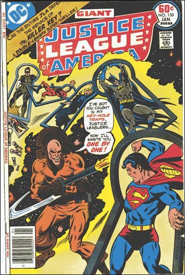Justice League of America (1960) 150-A by DC