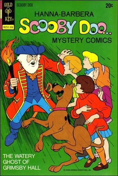 Scooby Doo, Where Are You? (1970) 18-A by Gold Key