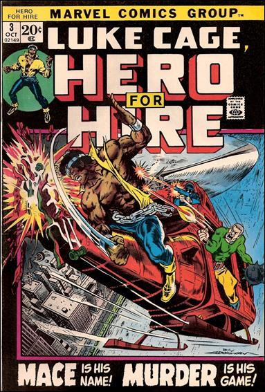 Hero for Hire 3-A by Marvel