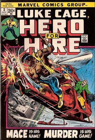 Hero for Hire 3-A
