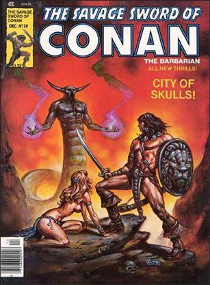 Savage Sword of Conan (1974) 59-A