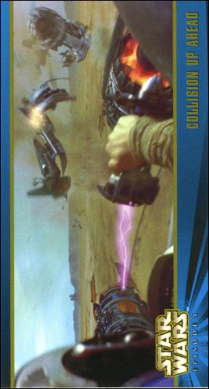 Star Wars: Episode I Widevision: Series 2 (Base Set) 49-A by Topps