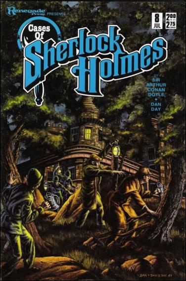 Cases of Sherlock Holmes 8-A by Renegade