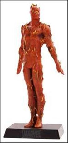 Classic Marvel Figurine Collection (UK) Human Torch