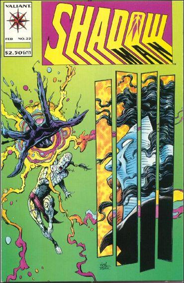 Shadowman (1992) 22-A by Valiant