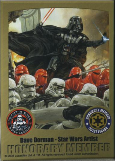 Star Wars 501st Legion (Promo) 383-A by Lucasfilm Ltd.