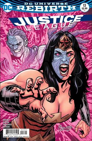 Justice League (2016) 13-B