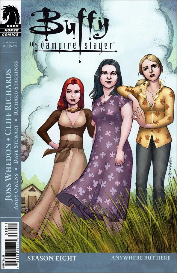 Buffy the Vampire Slayer Season Eight 10-B by Dark Horse