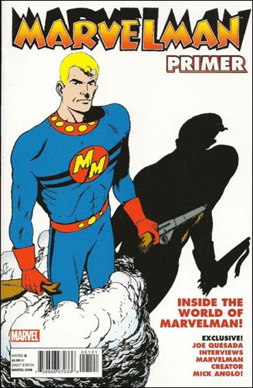 Marvelman Classic Primer 1-B by Marvel