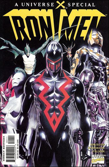 Universe X: Iron Men 1-A by Marvel