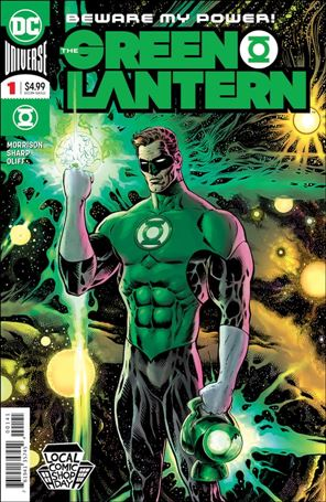 Green Lantern (2018) 1-E