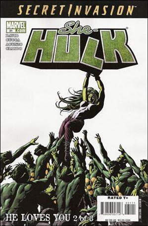 She-Hulk (2005) 31-A