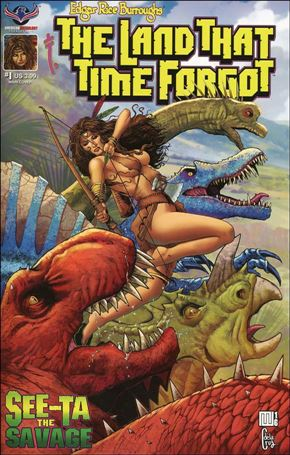 Edgar Rice Burroughs' The Land That Time Forgot: See-Ta the Savage 1-A