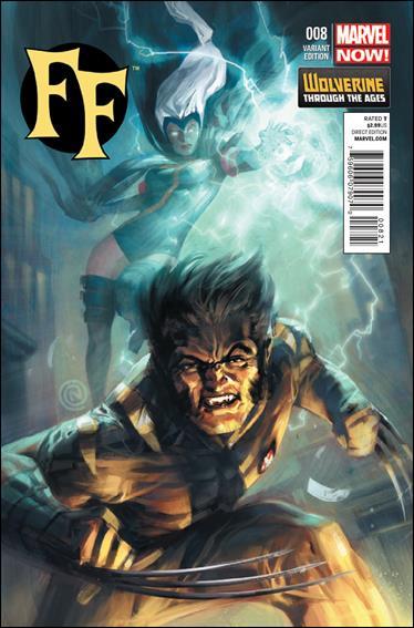 FF (2013) 8-B by Marvel