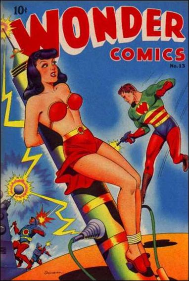 Wonder Comics (1944) 13-A by Better Publications