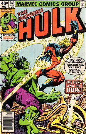 Incredible Hulk (1968) 246-A