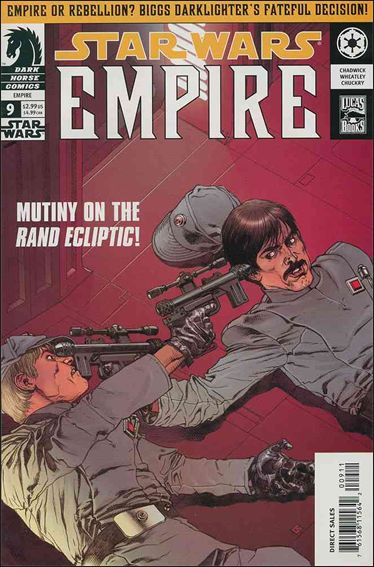 Star Wars: Empire 9-A by Dark Horse