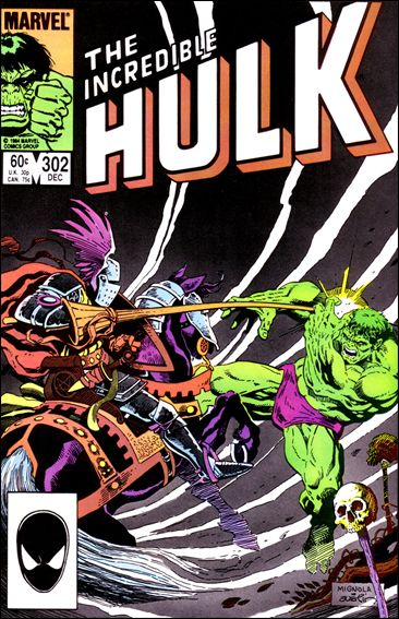 Incredible Hulk (1968) 302-A by Marvel