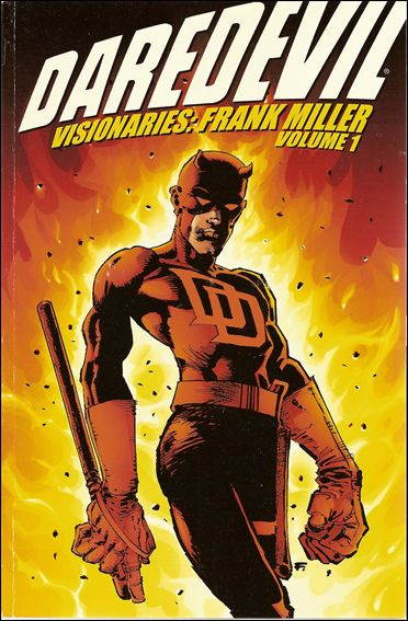 Daredevil Visionaries: Frank Miller 1-B by Marvel
