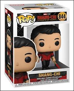 POP! Marvel Shang-Chi by Funko