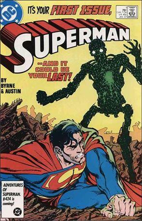 Superman (1987) 1-A