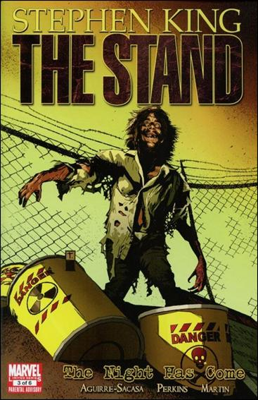 Stand: The Night Has Come 3-A by Marvel