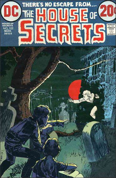 House of Secrets (1956) 102-A by DC