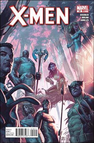 X-Men (2010) 19-A