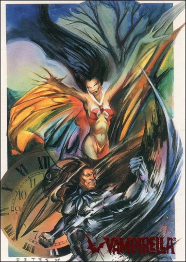 Visions of Vampirella 75-A by Topps