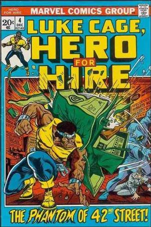 Hero for Hire 4-A