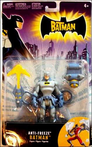 Batman  Anti-Freeze Batman by Mattel
