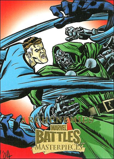 2008 Marvel Masterpieces: Series 3 (Base Set) 47-A by SkyBox