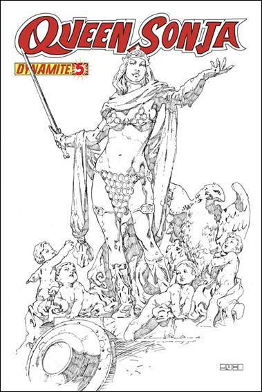 Queen Sonja 5-C by Dynamite Entertainment