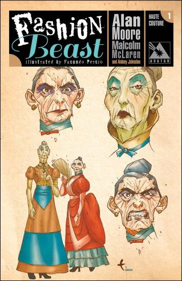 Fashion Beast 1-C by Avatar Press