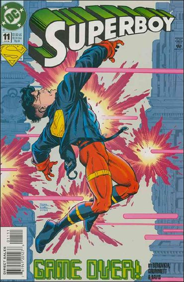Superboy (1994) 11-A by DC