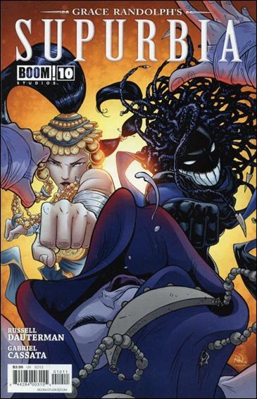 Grace Randolph's Supurbia (2012/11) 10-A by Boom! Studios