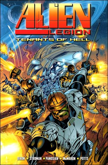 Alien Legion: Tenants of Hell 1-A by Titan