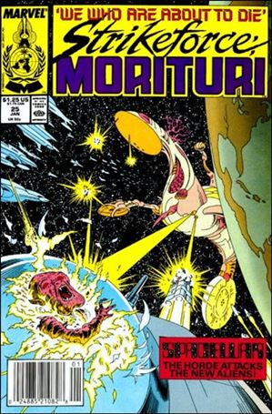 Strikeforce: Morituri 25-A