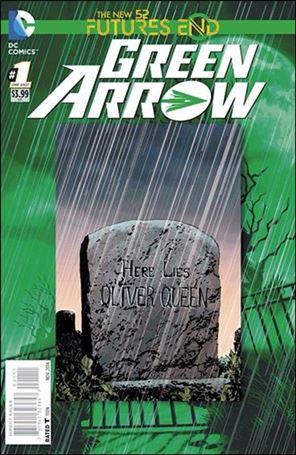 Green Arrow: Futures End 1-A