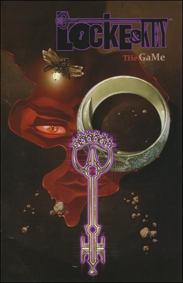Locke & Key: The Game9-A by Cryptozoic Entertainment