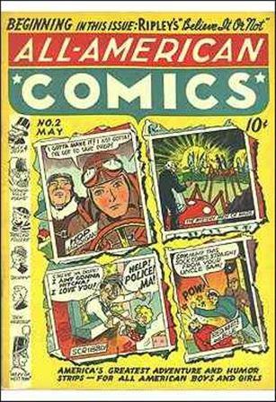 All-American Comics (1939) 2-A