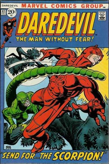 Daredevil (1964) 82-A by Marvel