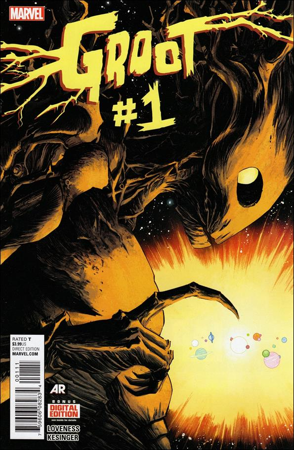 Groot 1-A by Marvel