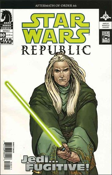 Star Wars/Star Wars Republic 80-A by Dark Horse